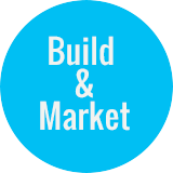 build and market