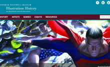 Norman Rockwell Museum's Illustration History Website thumbnail image