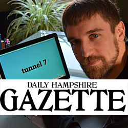 Tunnel 7 Featured In The Daily Hampshire Gazette thumnail